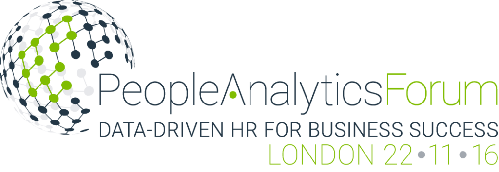 People Analytics Forum London 2016
