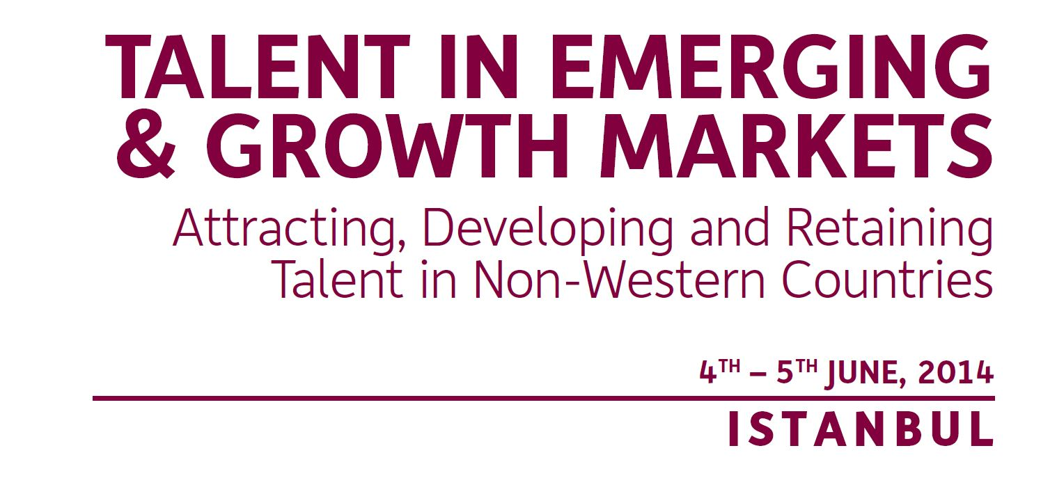 Talent Emerging Growth Markets Istanbul 2014