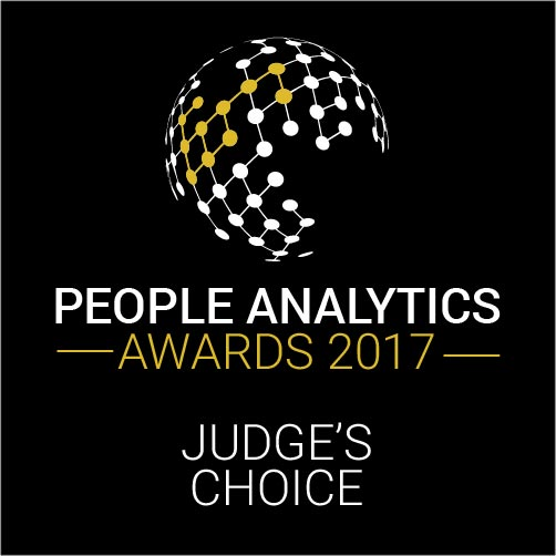 people analytics awards 2017 judge's choice