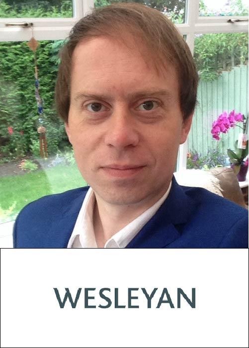 Andrew Webster Wesleyan National Grid HR People Analytics