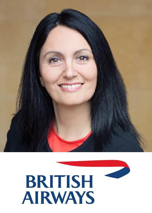Caroline Williams British Airways BA People analytics