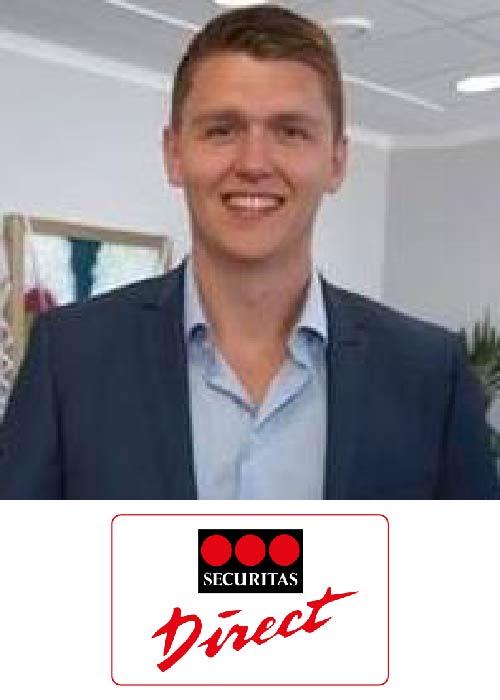 David Sandberg Larsen Verisure Securitas Direct People Analytics
