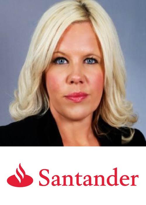 Toria McCahill Santander HR People Analytics