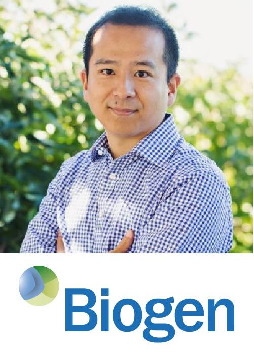 Jimmy Zhang Biogen AI People Analytics