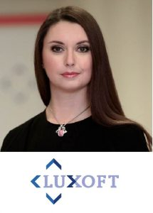 Kateryna Hubaryeva Luxoft HR People Analytics