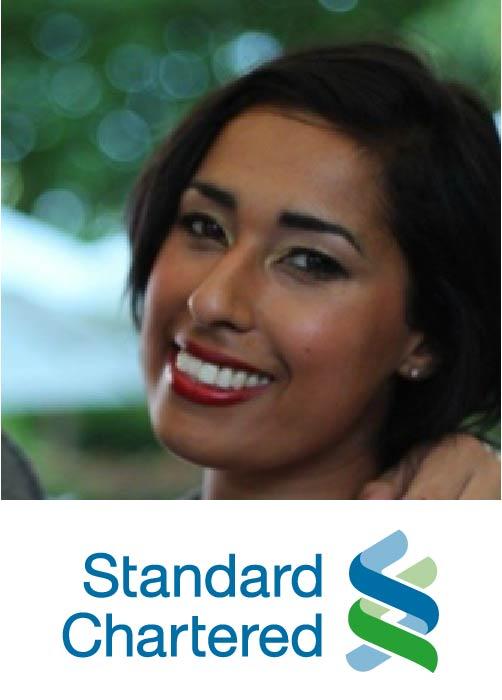 Zahina Bibi Standard Chartered HR People Analytics