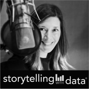 Storytelling with Data Podcast #3: How I'm Building This