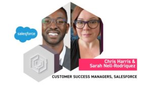 Why Data Literacy is Crucial – Interview with Sarah Nell-Rodriquez & Chris Harris, Salesforce