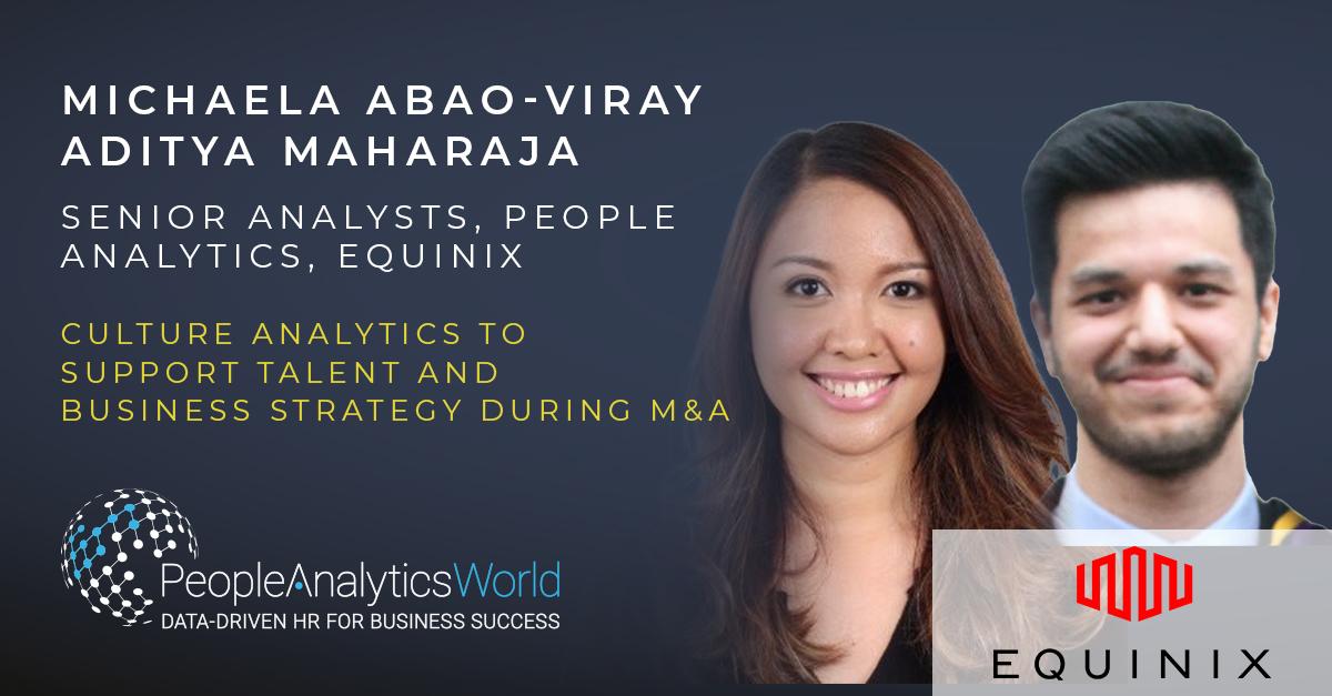 Culture Analytics People Analytics World