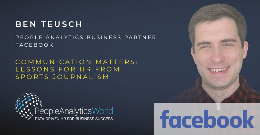 Ben Teusch Facebook communication matters
