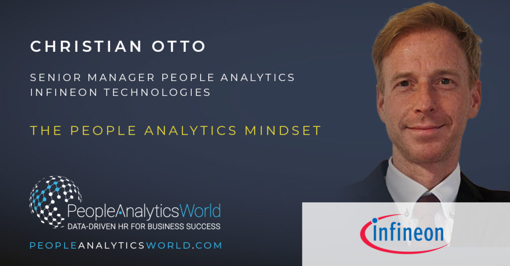 Christian Otto Infineon People Analytics Mindset