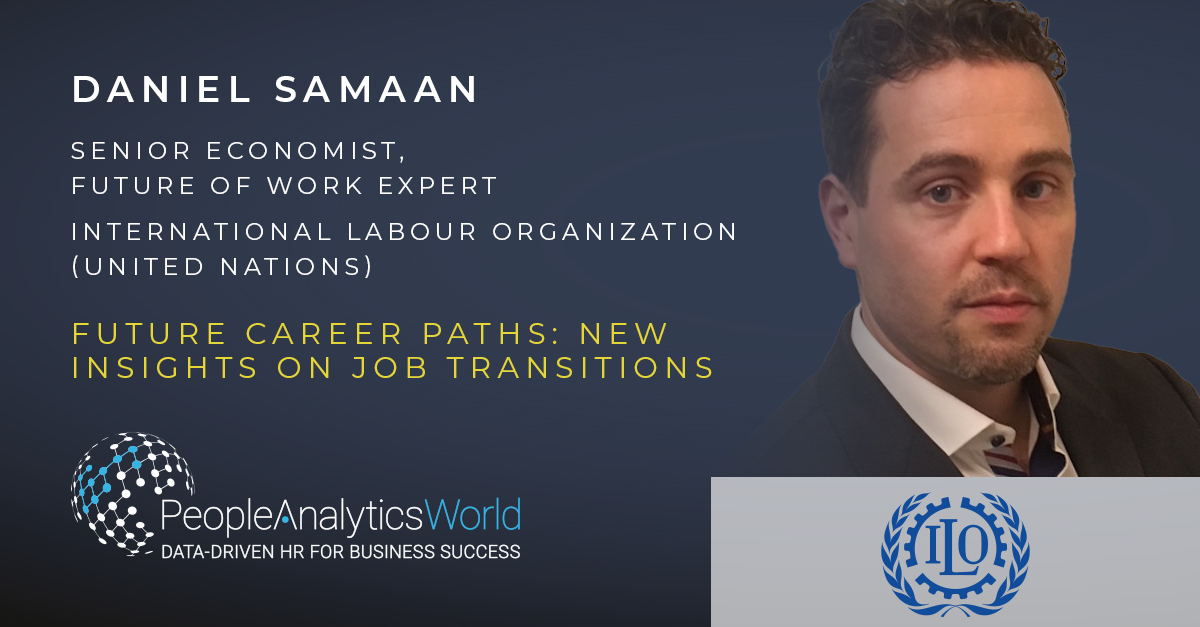 Daniel Samaan Career PAths Future of Work International Labour Organization