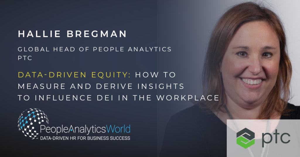 Hallie Bregman PTC People Analytics
