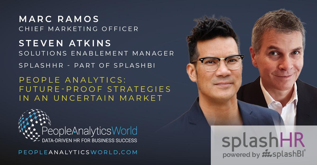 Marc Ramos Steven Atkins SplashHR SplashBI People Analytics