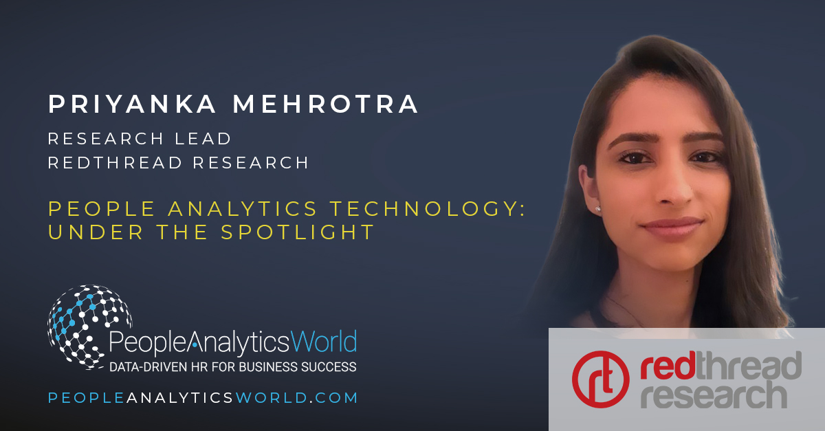 People Analytics Technology: Under The Spotlight