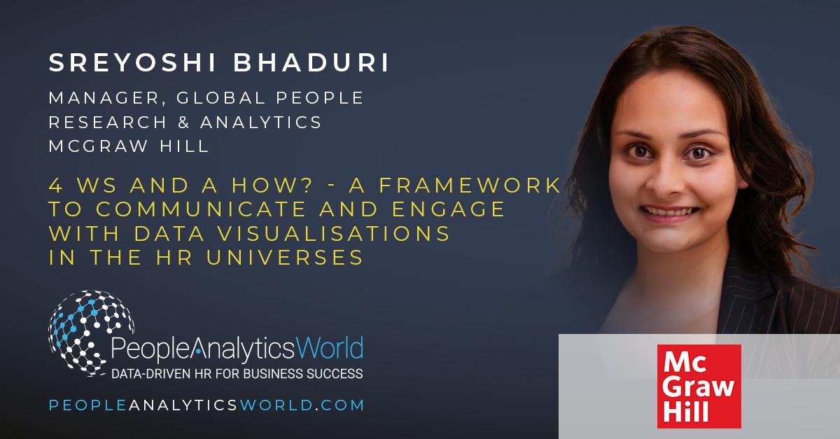 Sreyoshi Bhaduri HR Data Visualisation
