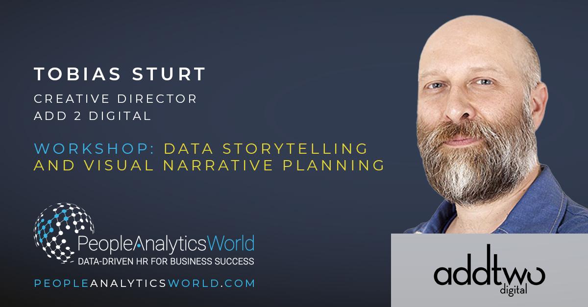 Tobias Sturt Data Storytelling with Data Visual Narrative Planning DataViz