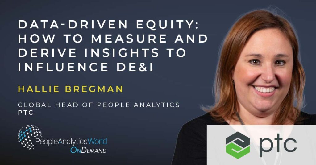 Hallie Bregman PTC Diversity Inclusion DEI DEIB