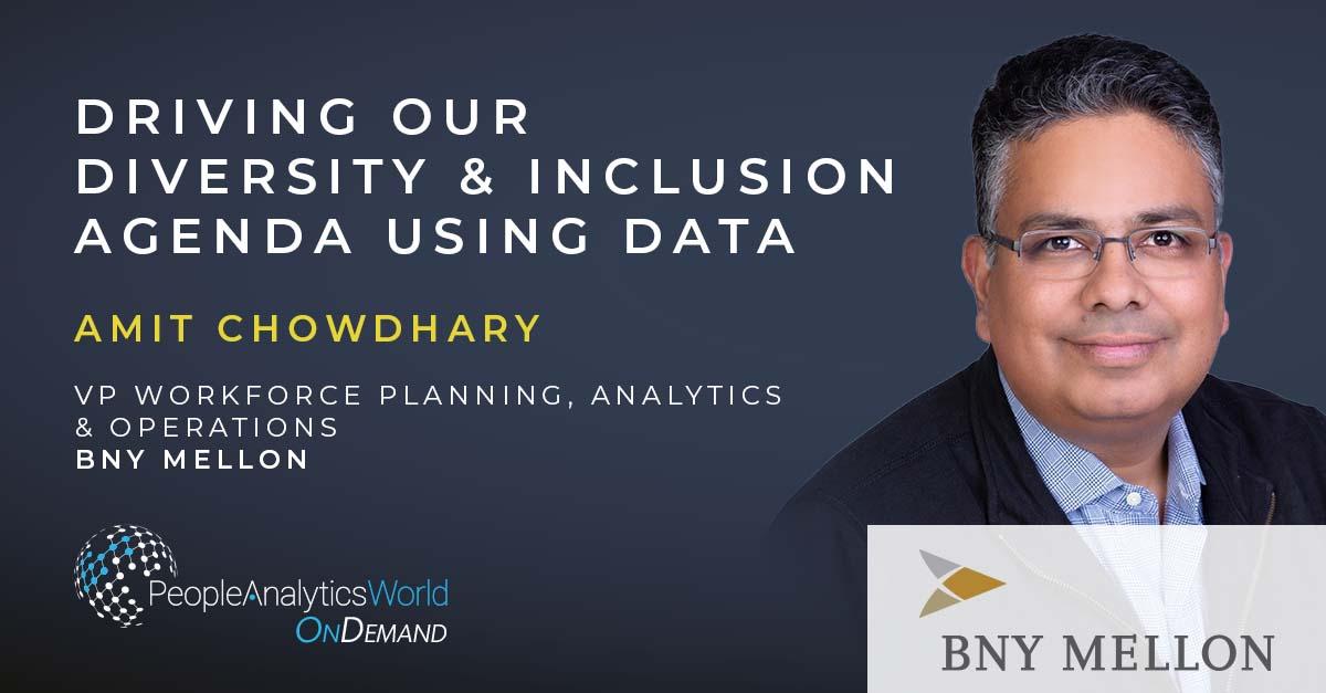 Amit Chowdhary Diversity & Inclusion DEIB