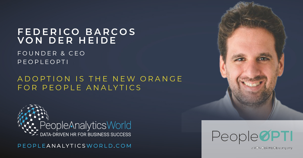 Adoption is the new Orange for People Analytics