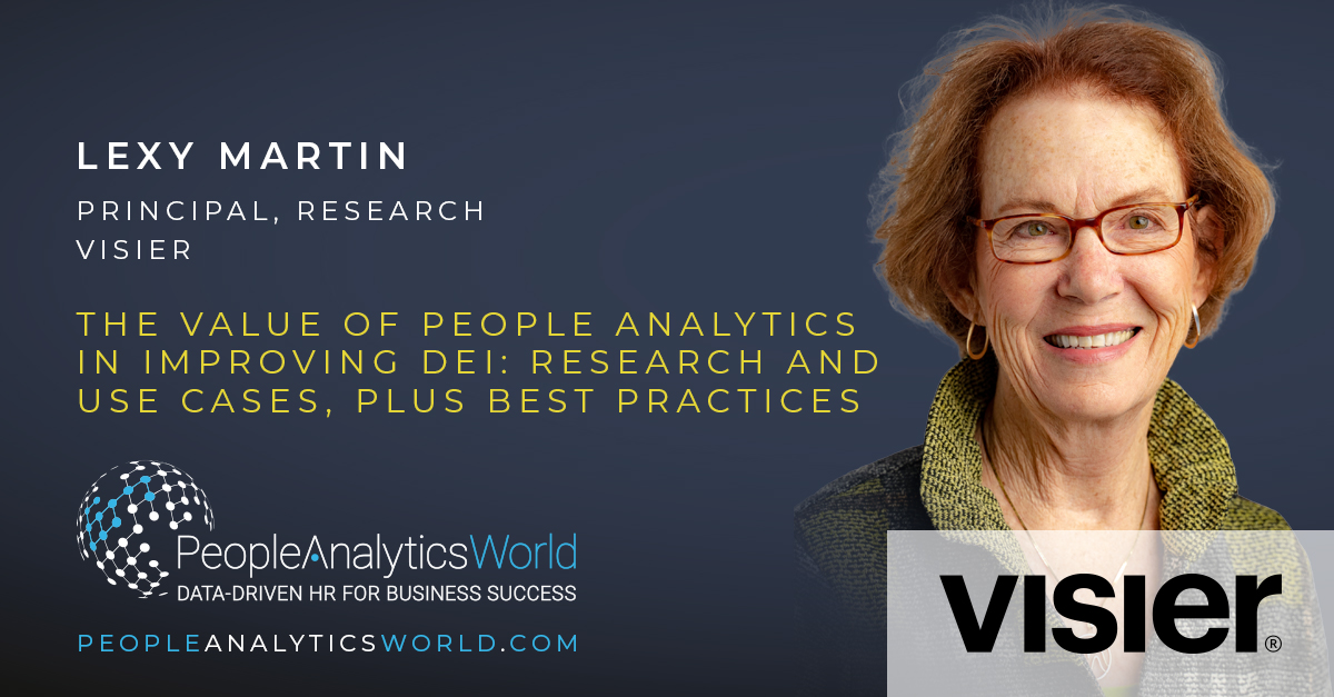 The Value of People Analytics in Improving DEI: Research and Use Cases, plus Best Practices