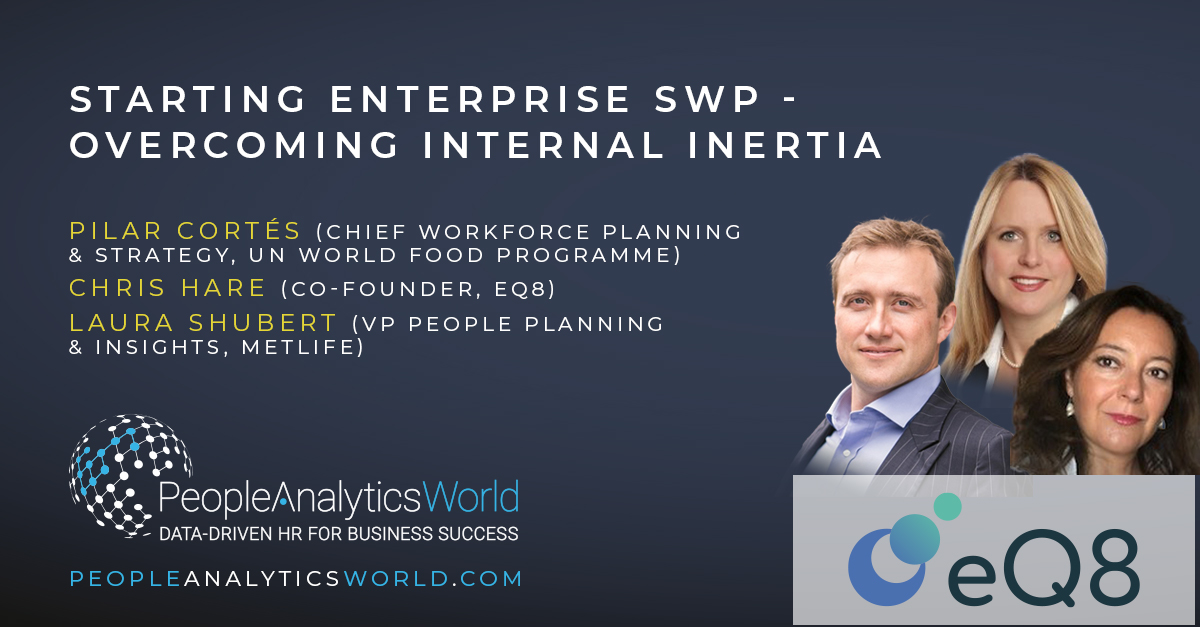 Starting Enterprise SWP – Overcoming Internal Inertia