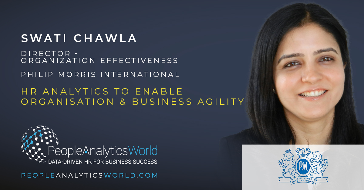 HR Analytics to Enable Organisation & Business Agility