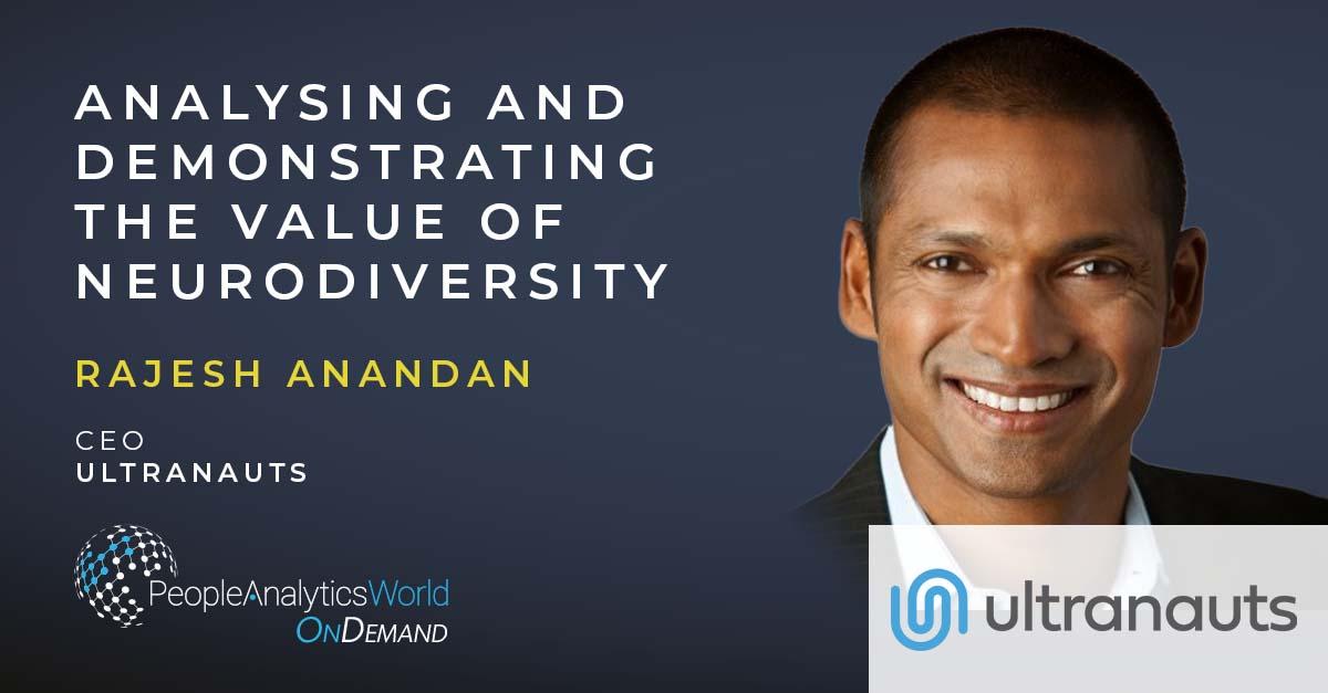 Rajesh Anandan Ultranauts Neurodiversity DEIB