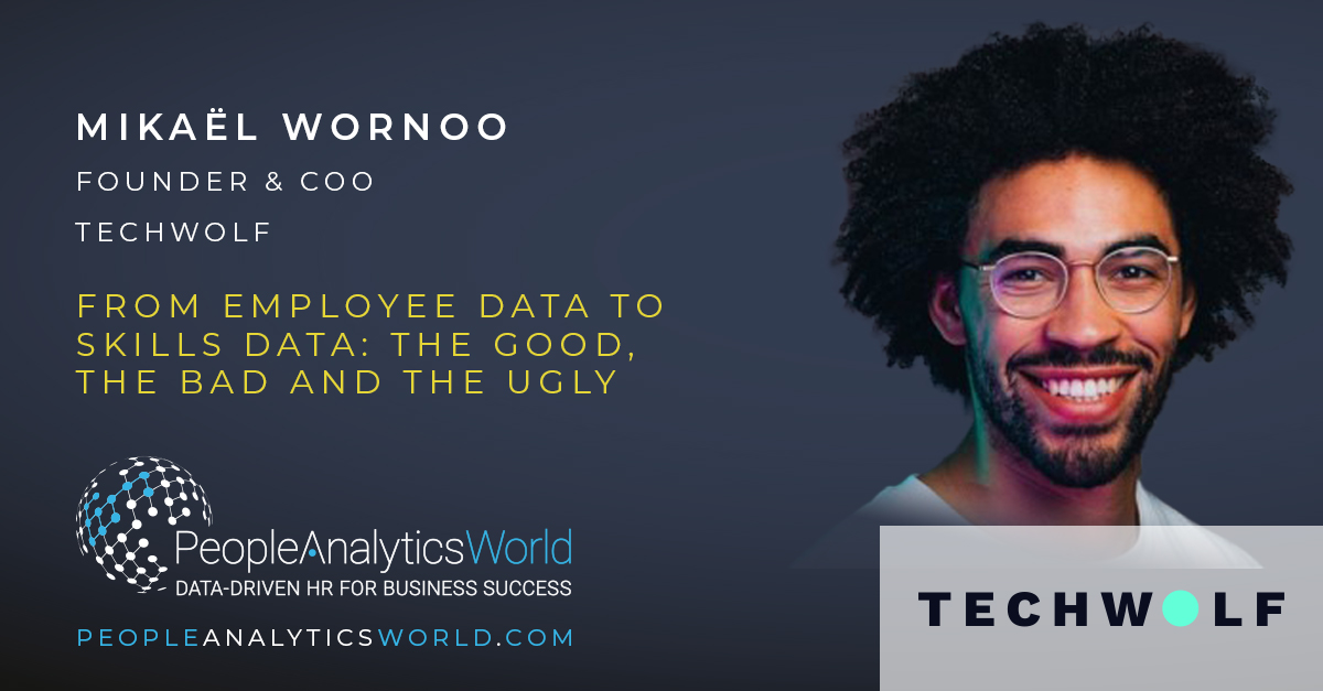 Mikael Wornoo TechWolf Skills Data