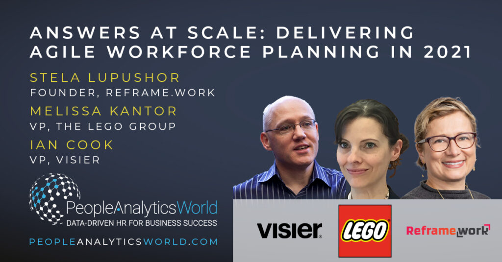 Workforce Planning Answers at Scale