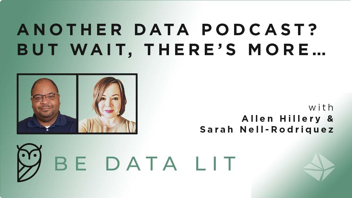 Be Data Lit Allen Hillery Sarah Nell-Rodriquez