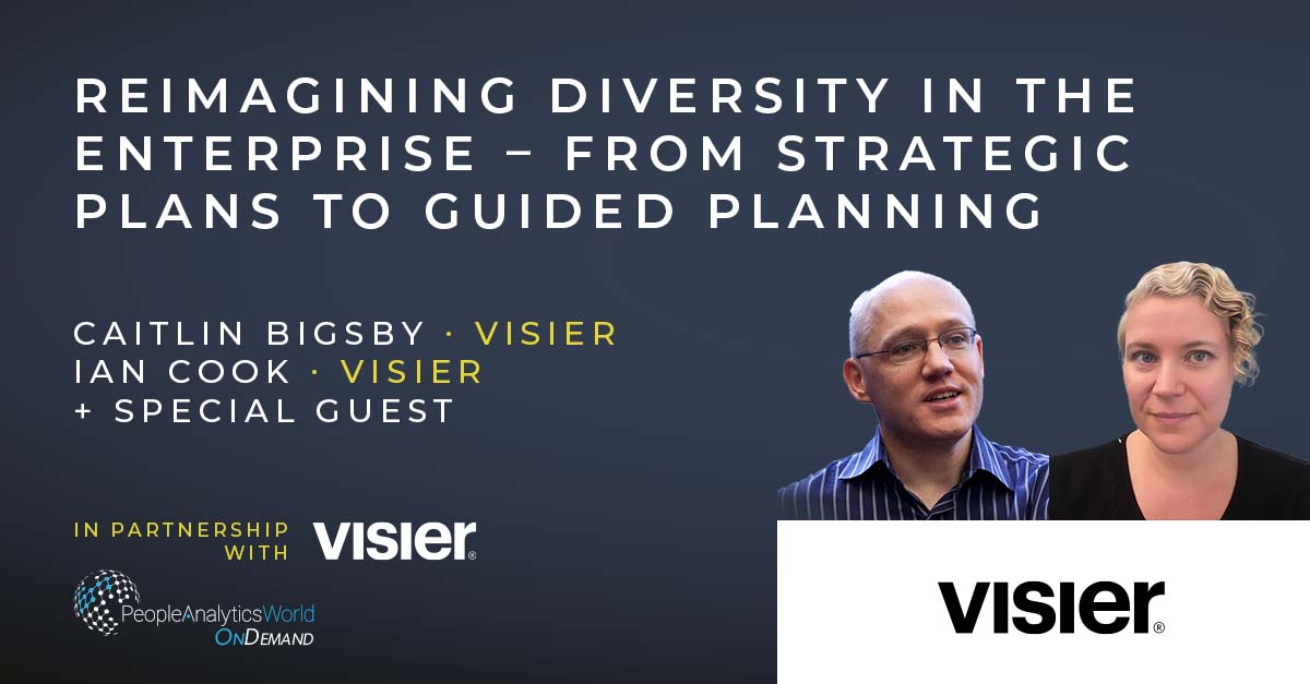 You are currently viewing Reimagining Diversity in the Enterprise – From Strategic Plans to Guided Planning