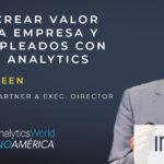 Cómo Crear Valor para la Empresa y los Empleados con People Analytics – English Session