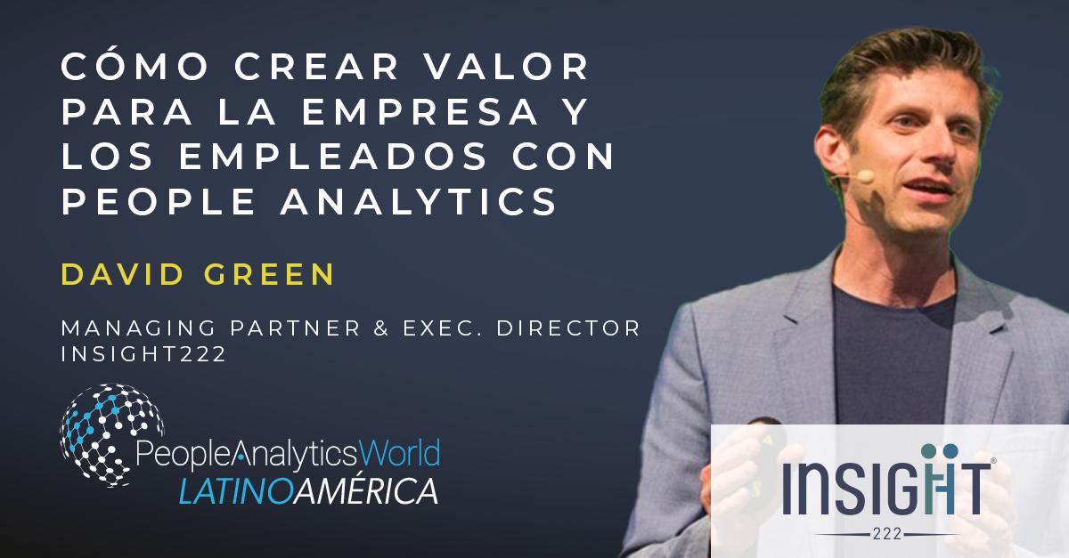You are currently viewing Cómo Crear Valor para la Empresa y los Empleados con People Analytics