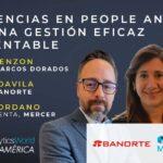 Panel Ejecutivo: Experiencias en People Analytics para una gestión eficaz y sustentable