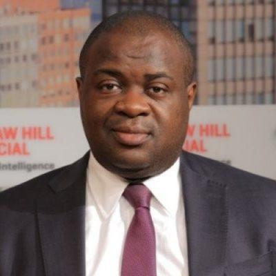 Antony Ebelle-abanda - Global Head of HR (Medical Devices), Johnson & Johnson