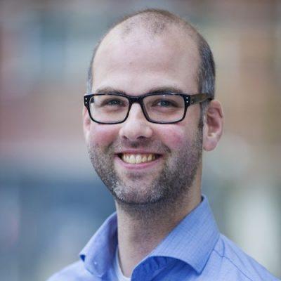 Sjoerd van den Heuvel - People Analytics Researcher, University of Applied Sciences Utrecht